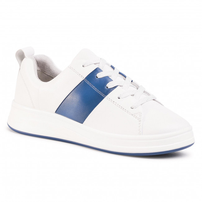 Sneakersy TAMARIS - 1-23713-24 White/Royal 126