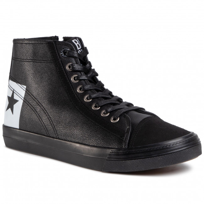 Sneakersy BIG STAR - EE174066 Black
