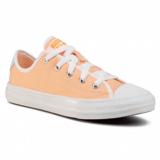 Trampki CONVERSE - Ctas Ox 667556C  Orange Calcite/Aga