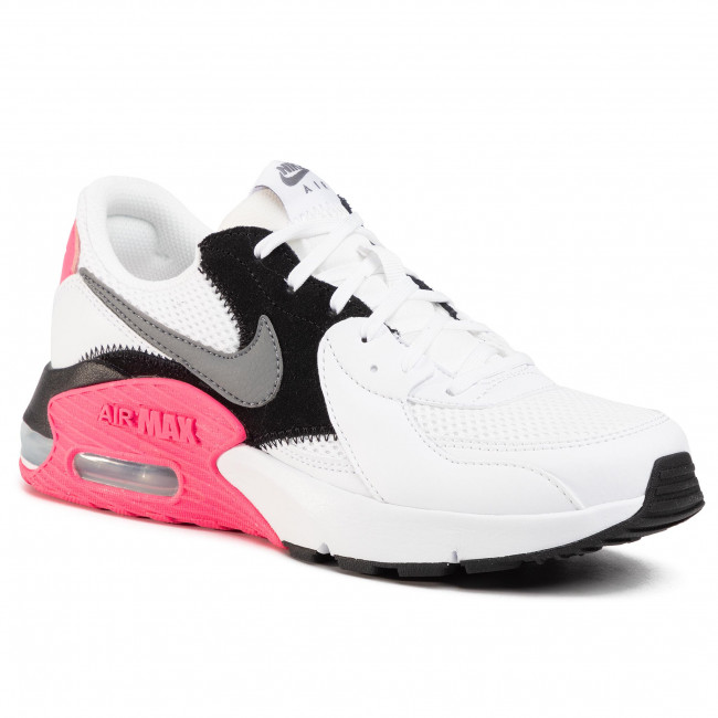Buty NIKE - Air Max Excee CD5432 100 White/Cool Grey/Black
