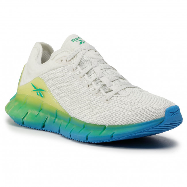 Buty Reebok - Zig Kinetica (Ree)Cycled FX1105  Trgry1/Cougrn/Trgry1
