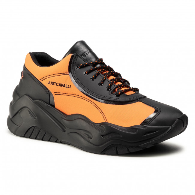 Sneakersy JUST CAVALLI - S08WS0160 187