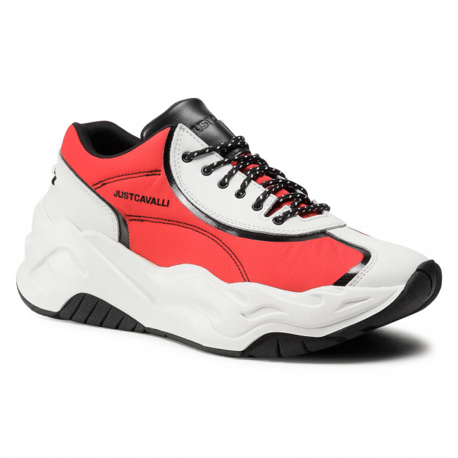 Sneakersy JUST CAVALLI - S08WS0160  311