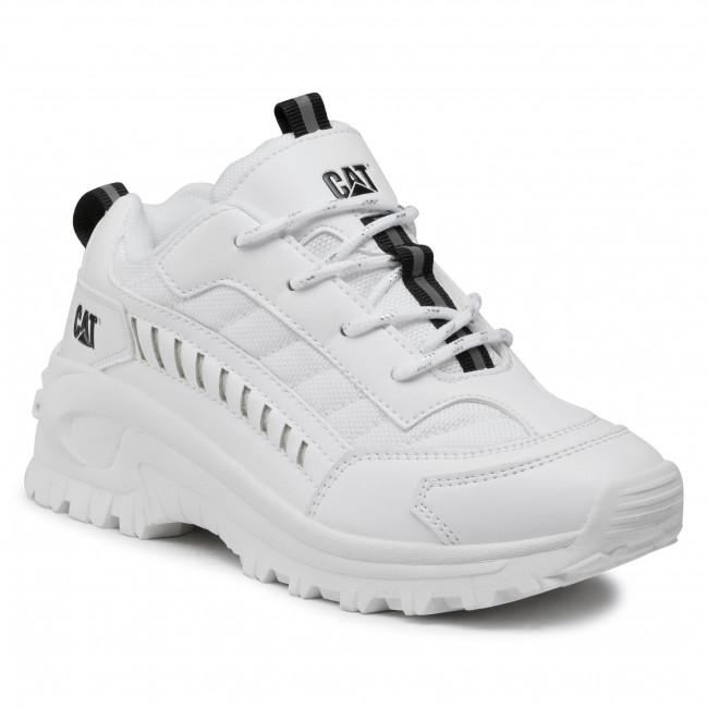 Sneakersy CATERPILLAR - Intruder CK264129 White