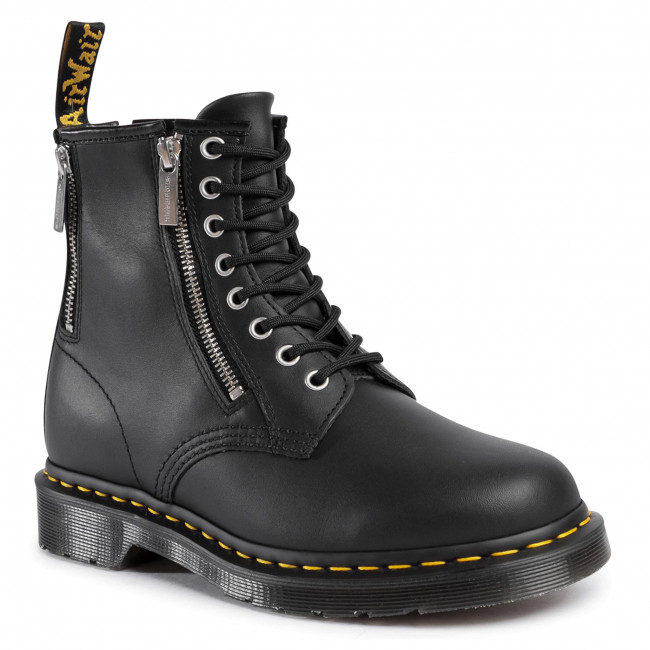 Glany DR. MARTENS - 1460 Zip 26103001 Black