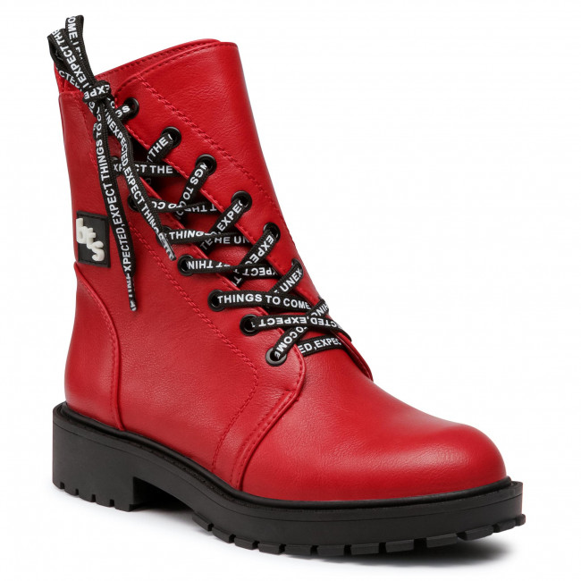Trapery BETSY - 908060/03-02G Red