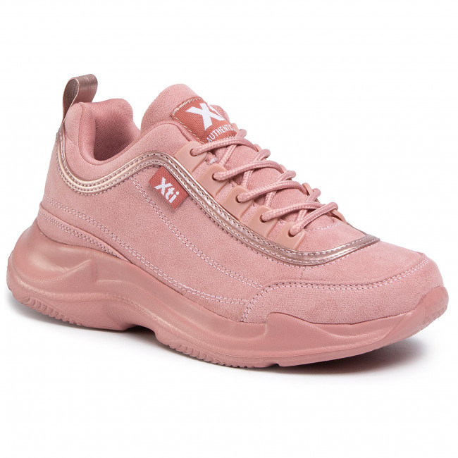 Sneakersy XTI - 49049 Pink
