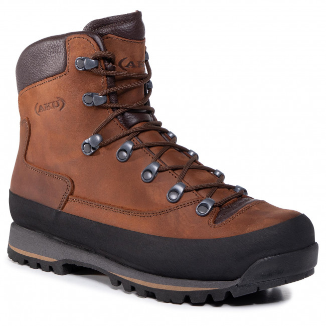 Trekkingi AKU - Conero Gtx Nbk GORE-TEX 878.6 Brown/Dk.Brown 400