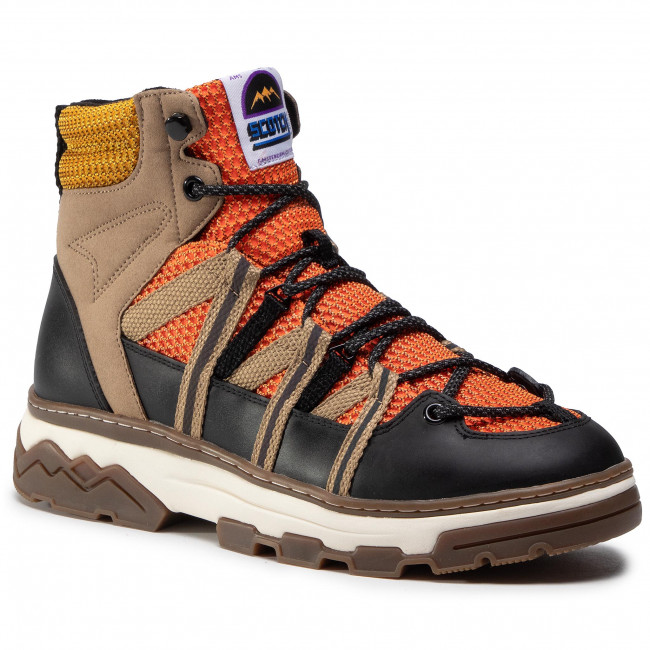 Sneakersy SCOTCH & SODA - Abbasi 21843165 Sand Multi S255