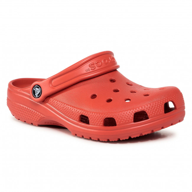 Klapki CROCS - Classic 10001 Spicy Orange