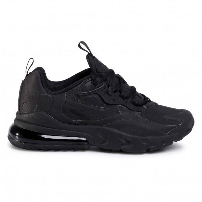 Buty NIKE Air Max 270 React (Gs) BQ0103 004 BlackBlackBlack