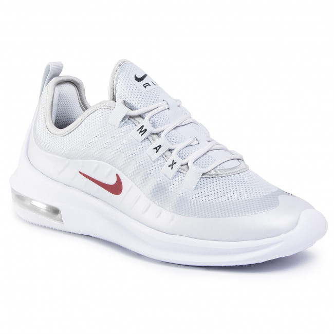 Buty NIKE - Air Max Axis AA2168 003 Pure Platinum/Red Crush