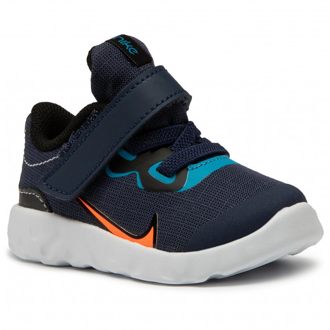 Buty NIKE - Explore Strada (TDV) CD9021 400 Midnight Navy/Hyper Crimson