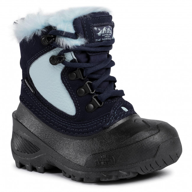 Śniegowce THE NORTH FACE -  Youth Shellista Extreme NF0A2T5VVDA1 Tnf Navy/Starlight Blue