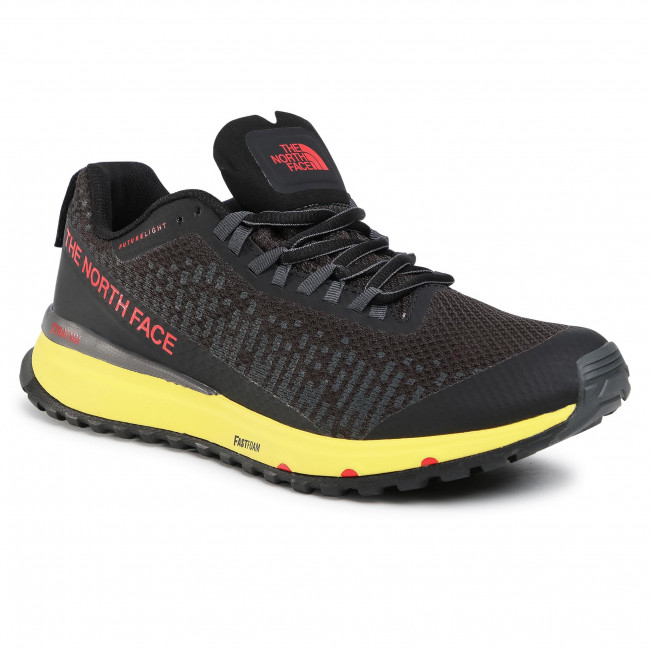 Buty THE NORTH FACE - Ultra Swift Futurelight NF0A46CLLE61 Tnf Black/Tnf Yellow