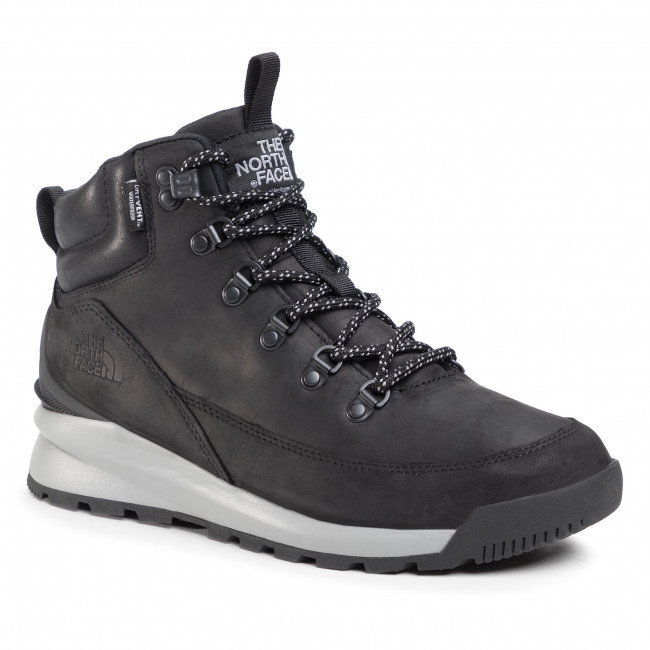 Trekkingi THE NORTH FACE - Back-To-Berkeley Mid Wp NF0A4AZEWL41 Tnf Black/Griffin Grey