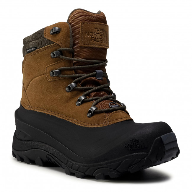 Trekkingi THE NORTH FACE - Chilkat IV NF0A4OAFVE01 Utility Brown/New Taupe Green