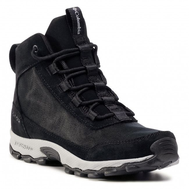 Trekkingi COLUMBIA - Youth Flow Borough Mid BY0121 Black/Steam 010