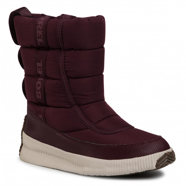 Śniegowce SOREL - Out N About Puffy Mid NL3804 Epic Plum 543