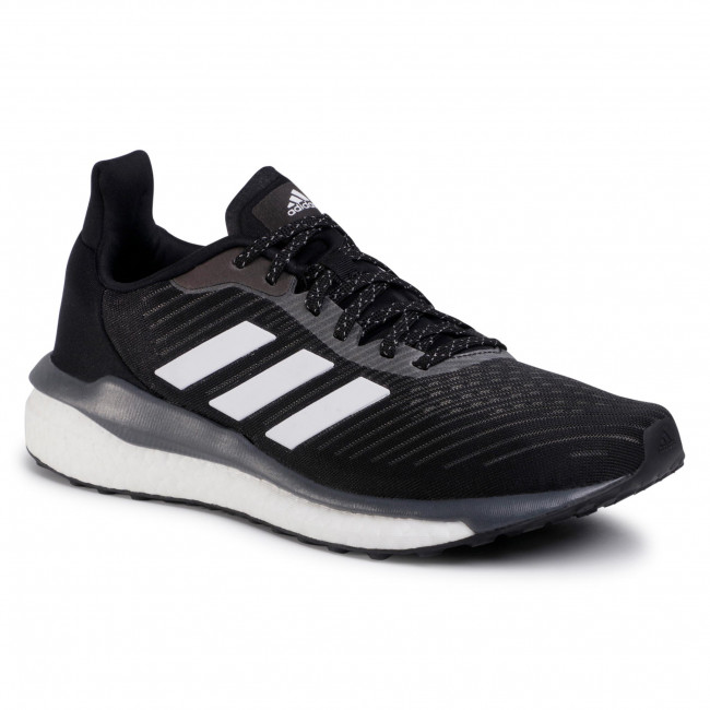 Buty adidas - Solar Drive 19 M EH2607 Core Black/Cloud White/Grey Six
