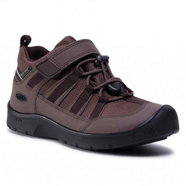 Trekkingi KEEN - Hikeport 2 Low Wp 1023950 Coffee Bean