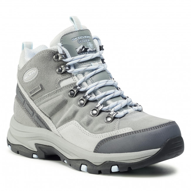Trekkingi SKECHERS - Rocky Mountain 158258/GRY Gray