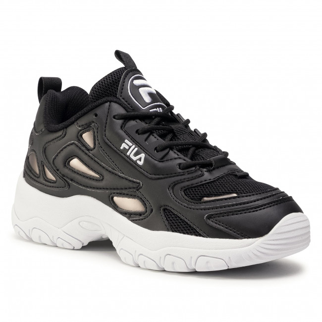 Sneakersy FILA - Eletto Low Wmn 1010974.25Y Black