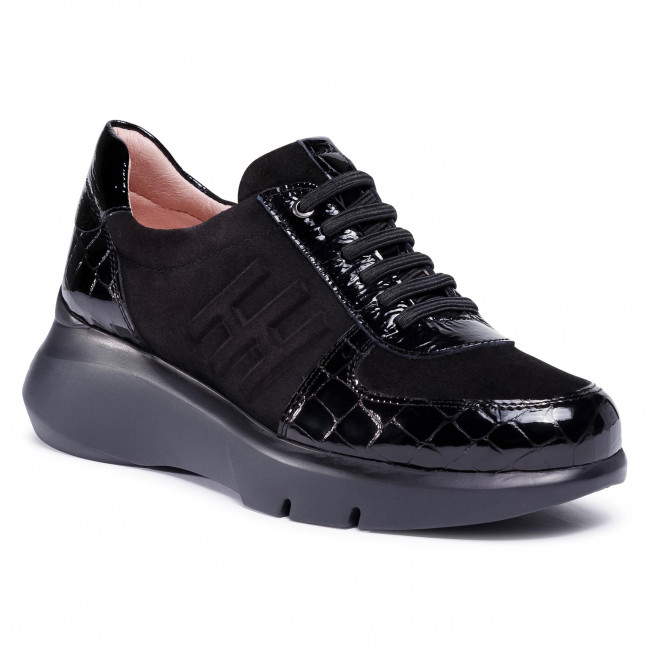 Sneakersy HISPANITAS - Aconcagua HI00467 Black