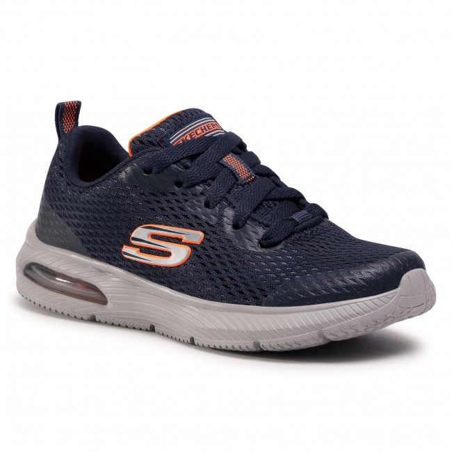 Buty SKECHERS - Quick Pulse 98100L/NVY Navy