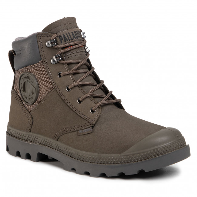 Trapery PALLADIUM - Pampa Shield Wp+ Lux 76843-213-M Major Brown