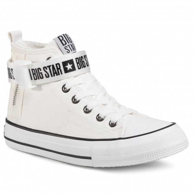 Sneakersy BIG STAR - GG274027  White