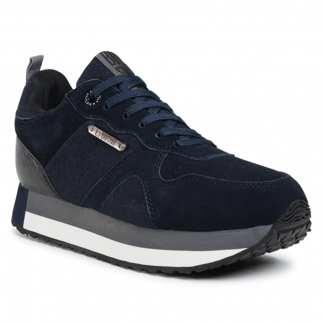Sneakersy BIG STAR - GG274465 Navy