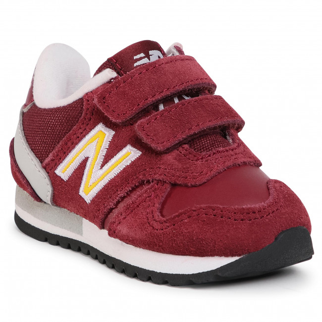 Sneakersy NEW BALANCE - IV770BG Bordowy