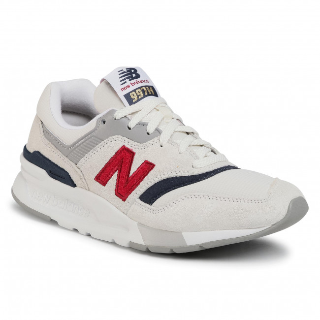 Sneakersy NEW BALANCE - CW997HBK Beżowy