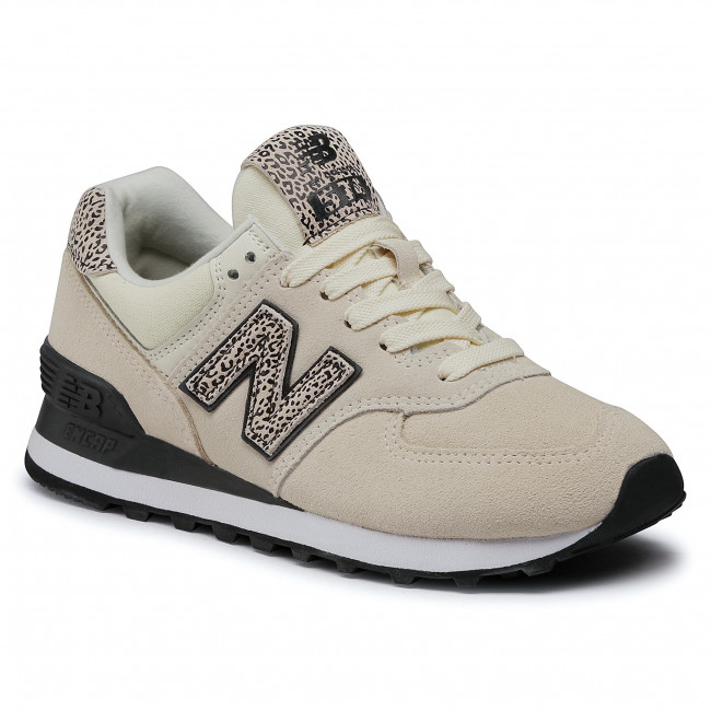 Sneakersy NEW BALANCE - WL574AND Beżowy