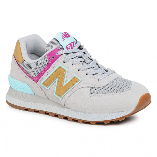 Sneakersy NEW BALANCE - WT574ATA  Beżowy