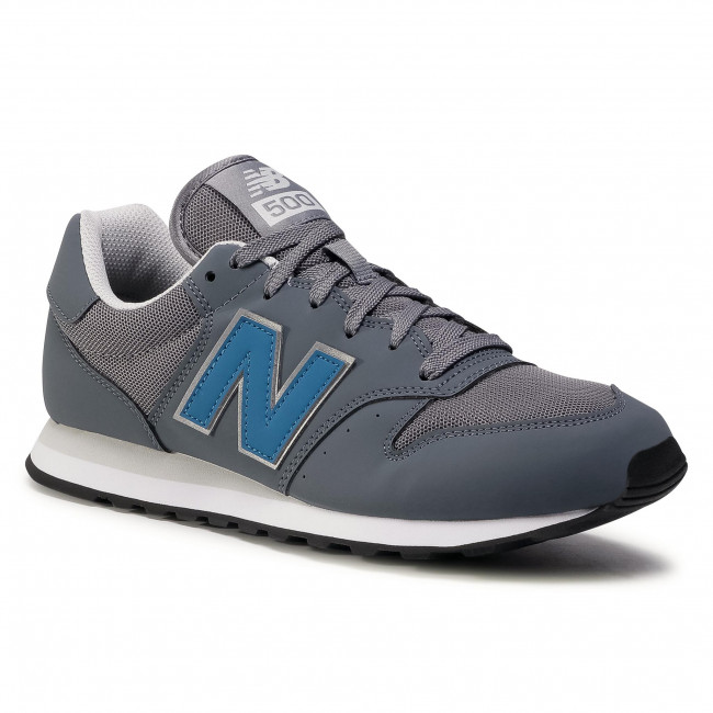 Sneakersy NEW BALANCE - GM500VB1 Szary
