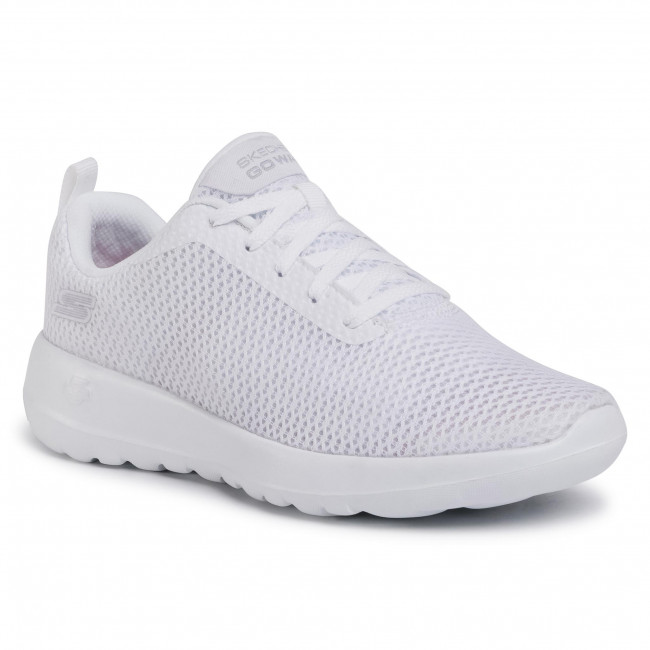 Buty SKECHERS - Go Walk Joy 15601/WHT White