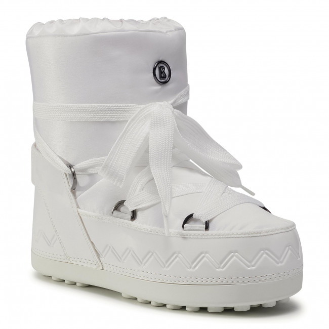 Śniegowce BOGNER - Trois Vallees 11A 303-1504 White Gomma 10