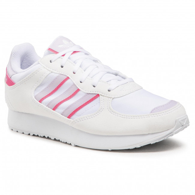 Buty adidas - Special 21 W FY7933 Ftwwht/Prptnt/Sopink