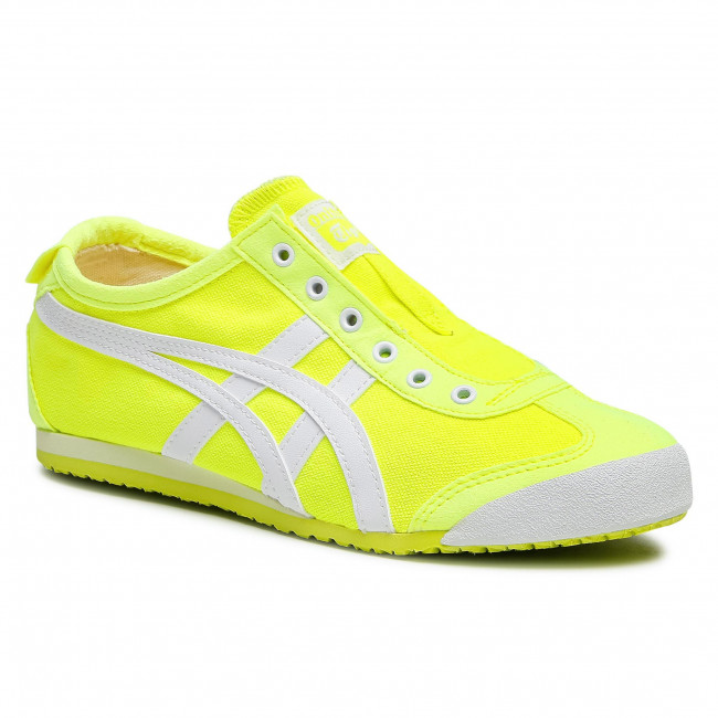Sneakersy ONITSUKA TIGER - Mexico 66 Slip-On 1182A508  Safety Yellow/White 750