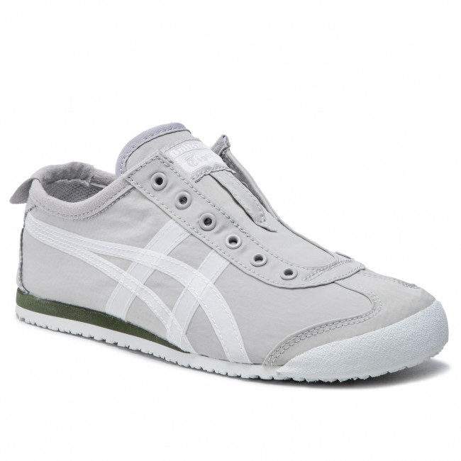 Sneakersy ONITSUKA TIGER - Mexico 66 Slip-On 1183B565 Oyster Grey/White 020