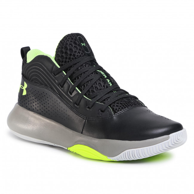 Buty UNDER ARMOUR - Ua Lockdown 4 3022052-007 Blk