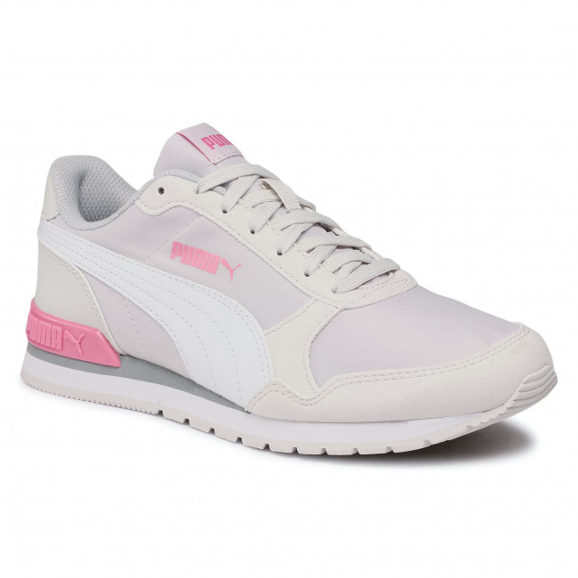 Sneakersy PUMA - St Runner V2 Nl Jr 365293 16 Nimbus Cloud/White/Pink