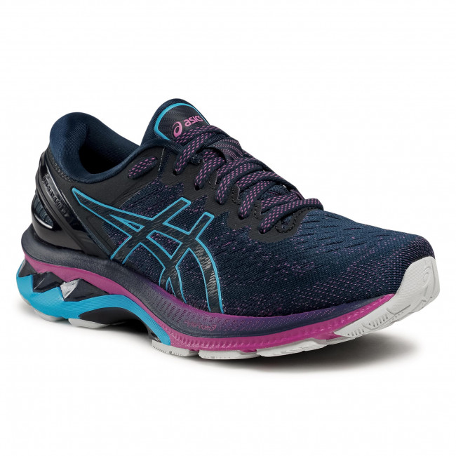 Buty ASICS - Gel-Kayano 27 1012A649 French Blue/Digital Aqua 401