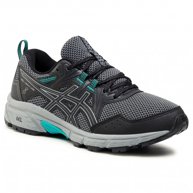 Buty ASICS - Gel-Venture 8 1012A708 Black/Sheet Rock 004