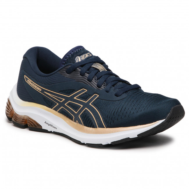 Buty ASICS - Gel-Pulse 12 1012A724 French Blue/Champagne 403