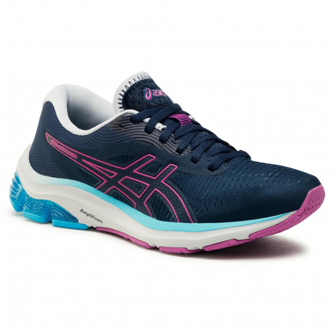 Buty ASICS - Gel-Pulse 12 1012A724 French Blue/Digital Grape 404