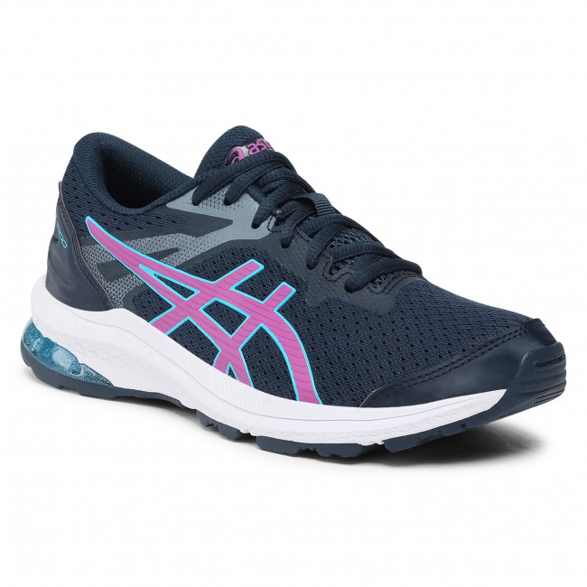 Buty ASICS - GT-1000 10 Gs 1014A189 French Blue/Digital Grape