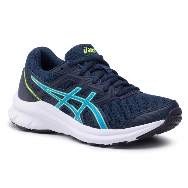Buty ASICS - Jolt 3 Gs 1014A203 French Blue/Digital Aqua 400